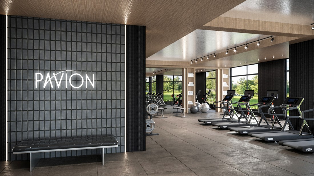 Luxury Apartment Amenities Nyack NY | Pavion Apartments - pavion_gym_1