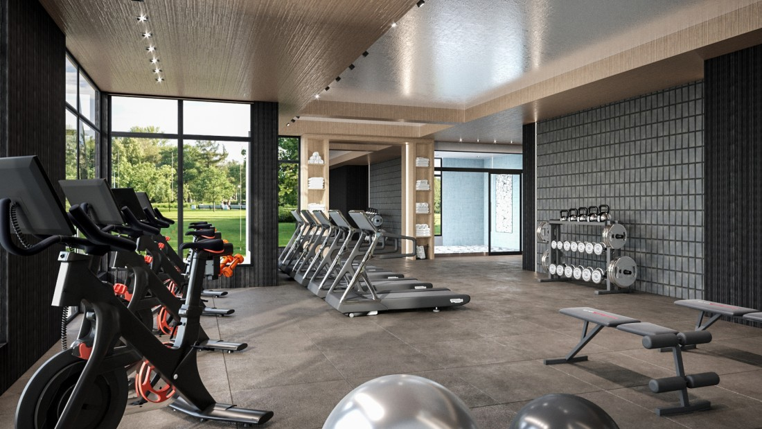 Luxury Apartment Amenities Nyack NY | Pavion Apartments - pavion_gym_3